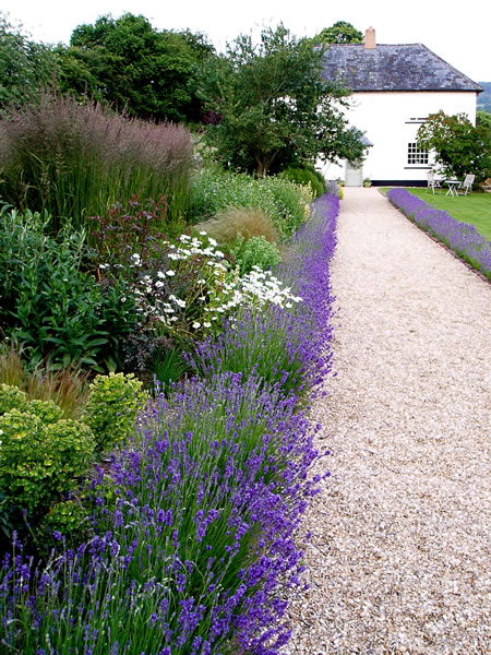 Dka garden design photo gallery planting scheme for farm b b - Garden design uk gallery ...